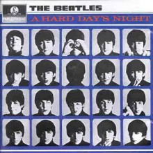 The Beatles - A Hard Day's Night (Vinyl LP)