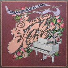 Barry White - The Message Is Love [Vinyl LP] used