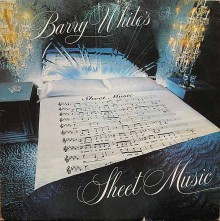 Barry White - Sheet Music [Vinyl LP] used