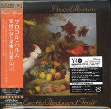 Procol Harum - Exotic Birds And Fruit [Mini LP HQCD] 2012