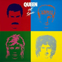 Queen - Hot Space [180g Vinyl LP]