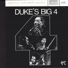 Duke Ellington - Duke's Big 4 (XRCD)