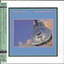 Dire Straits - Brothers In Arms (Mini LP Platinum SHM-CD) 2014
