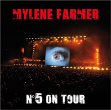 Mylene Farmer - № 5 On Tour (2CD)