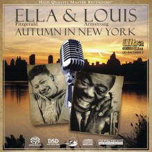 Ella Fitzgerald & Louis Armstrong - Autumn In New York [Ultra Disc SACD Hybrid]