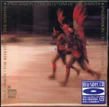 Paul Simon - The Rhythm Of The Saints [Mini LP Blu-spec CD] 2011