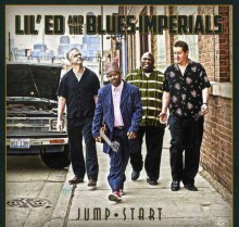 Lil' Ed & The Blues Imperials - Jump Start [CD] 2012