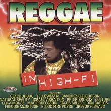 Various Artists - Reggae in High-Fi [SACD]