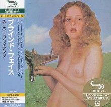 BLIND FAITH - Blind Faith [Japan Mini LP SHM-CD]