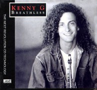 Kenny G - Breathless (XRCD2)