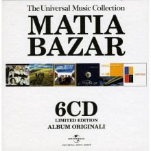 Matia Bazar - The Universal Music Collection [6-CD]