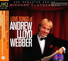 Richard Clayderman - Love Songs of Andrew Lloyd Webber (HQCD) 2013