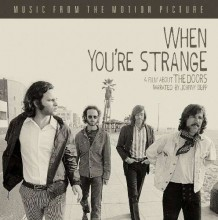 THE DOORS - When You're Strange (O. S.T.) [CD]