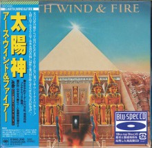 Earth, Wind & Fire - All N All [Mini LP Blu-spec CD] 2012