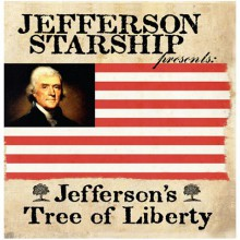 Jefferson Starship - Jeffersons Tree Of Liberty [CD]