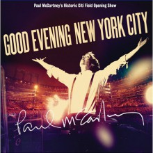 Paul McCartney - Good Evening New York City [CD+DVD] 2009