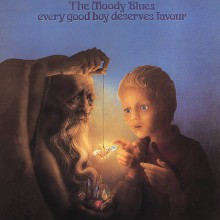 MOODY BLUES - Every Good Boy Deserves Favour [SACD]