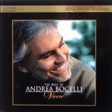 Andrea Bocelli - Vivere: The Best Of (Japan K2HD CD)