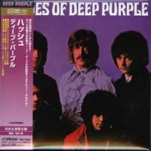 Deep Purple - Shades Of Deep Purple (Mini LP HQCD) 2011