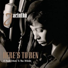 Jacintha - Here's to Ben: A Vocal Tribute to Ben Webster (180g Vinyl 45RPM 2LP)