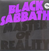 Black Sabbath - Master Of Reality (180g Vinyl 2LP)