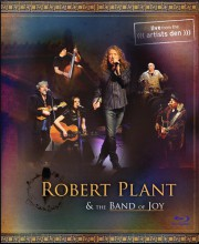 Robert Plant & The Band Of Joy - Live From The Artists Den [Blu-ray] 2012