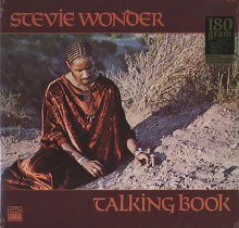 Stevie Wonder - Talking Book [180g Vinyl LP]