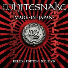 Whitesnake - Made In Japan (2CD+DVD) [Deluxe Edition] 2013