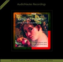 Vivaldi - Le Quattro Stagioni (The Four Seasons) [45rpm 180g 2LP]