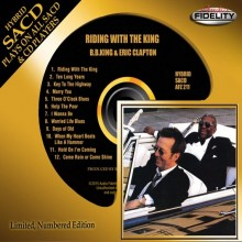 B.B. King & Eric Clapton - Riding With the King (Hybrid SACD)
