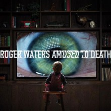 Roger Waters - Amused To Death (200g Vinyl 2LP) 2015