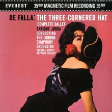 Falla - The Three-Cornered Hat: Enrique Jorda (45rpm 200g 2LP) 2018