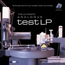 Analogue Productions - The Ultimate Analogue Test LP (180g Vinyl LP)