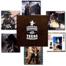 Stevie Ray Vaughan - Texas Hurricane (6хSACD Box) 2014