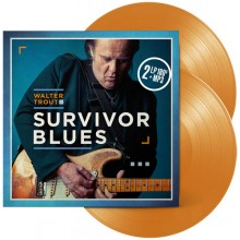 Walter Trout - Survivor Blues (180g 2LP) (Orange Vinyl) 2019