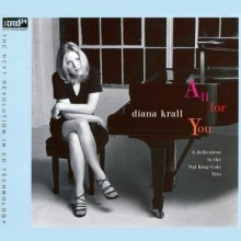 Diana Krall - All for You (Japan XRCD24)