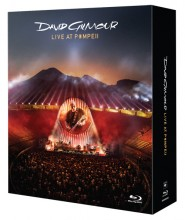 David Gilmour - Live at Pompeii (Deluxe) (2Blu-spec CD2 + 2Blu-ray) 2017