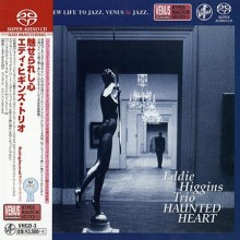 Eddie Higgins Trio - Haunted Heart (Japan SACD)