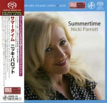 Nicki Parrott - Summertime (Japan SACD)