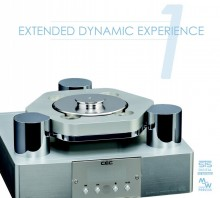 Various Artists - STS Digital: Extended Dynamic Experience Vol.1 (Audiophile CD)