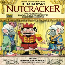 Tchaikovsky - Nutcracker (Original Motion Picture Soundtrack) (DMM 180g 2LP) 2018