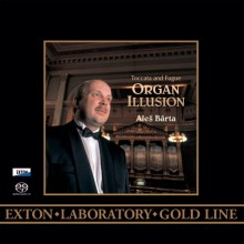 Ales Barta - Toccata and Fugue Organ Illusion (Japan SACD Hybrid)