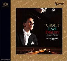 Miyuji Kaneko - Chopin, Liszt and Debussy: Piano Pieces (Esoteric SACD Hybrid)