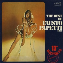Fausto Papetti -  13a Raccolta - The Best Of Fausto Papetti (Vinyl LP) 1972 used