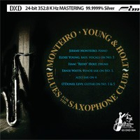 Jeremy Monteiro - Blues For The Saxophone Club (DXD CD 24-bit 352.8 kHz)