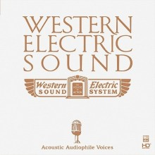 Various Artists - Western Electric Sound—Voice (HD-Mastering CD)