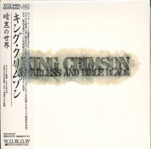 King Crimson - Starless And Bible Black (Japan Mini LP) (K2HD HQCD) 2016