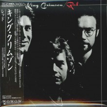 King Crimson - Red (Japan Mini LP) (K2HD HQCD) 2016