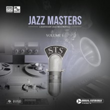 Buddy Tate, Milt Bucker, Wallace Bishop - Jazz Masters vol.1: Legendary Jazz Recordings (Audiophile CD)
