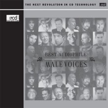 Various Artists - Best Audiophile Male Voices (Japan XRCD2)